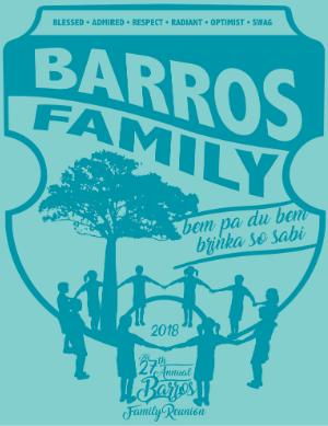 Custom Family Reunion T-Shirts