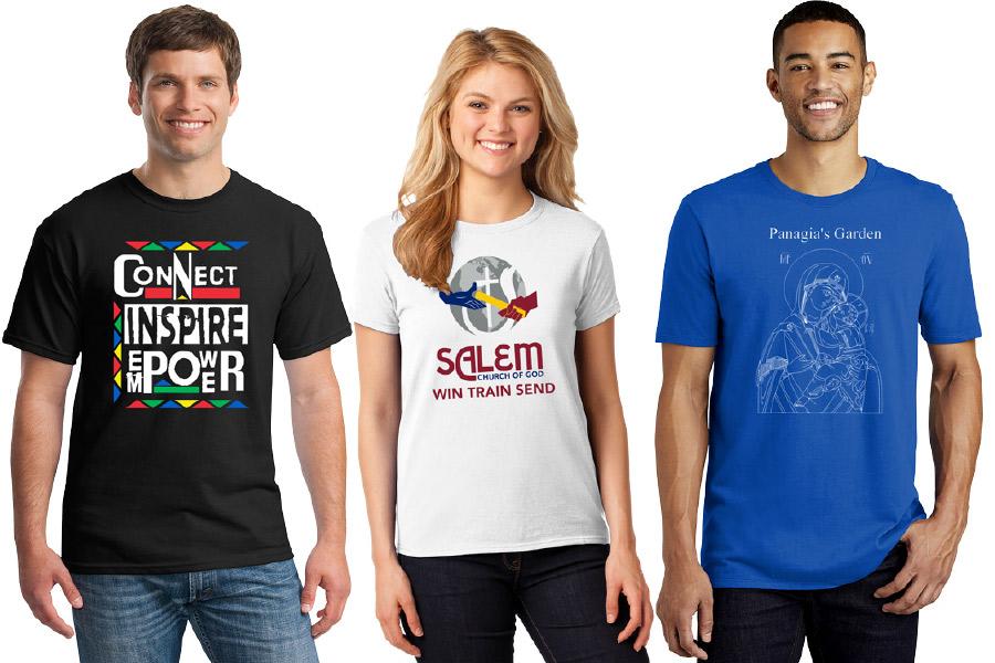Custom Church T-Shirts