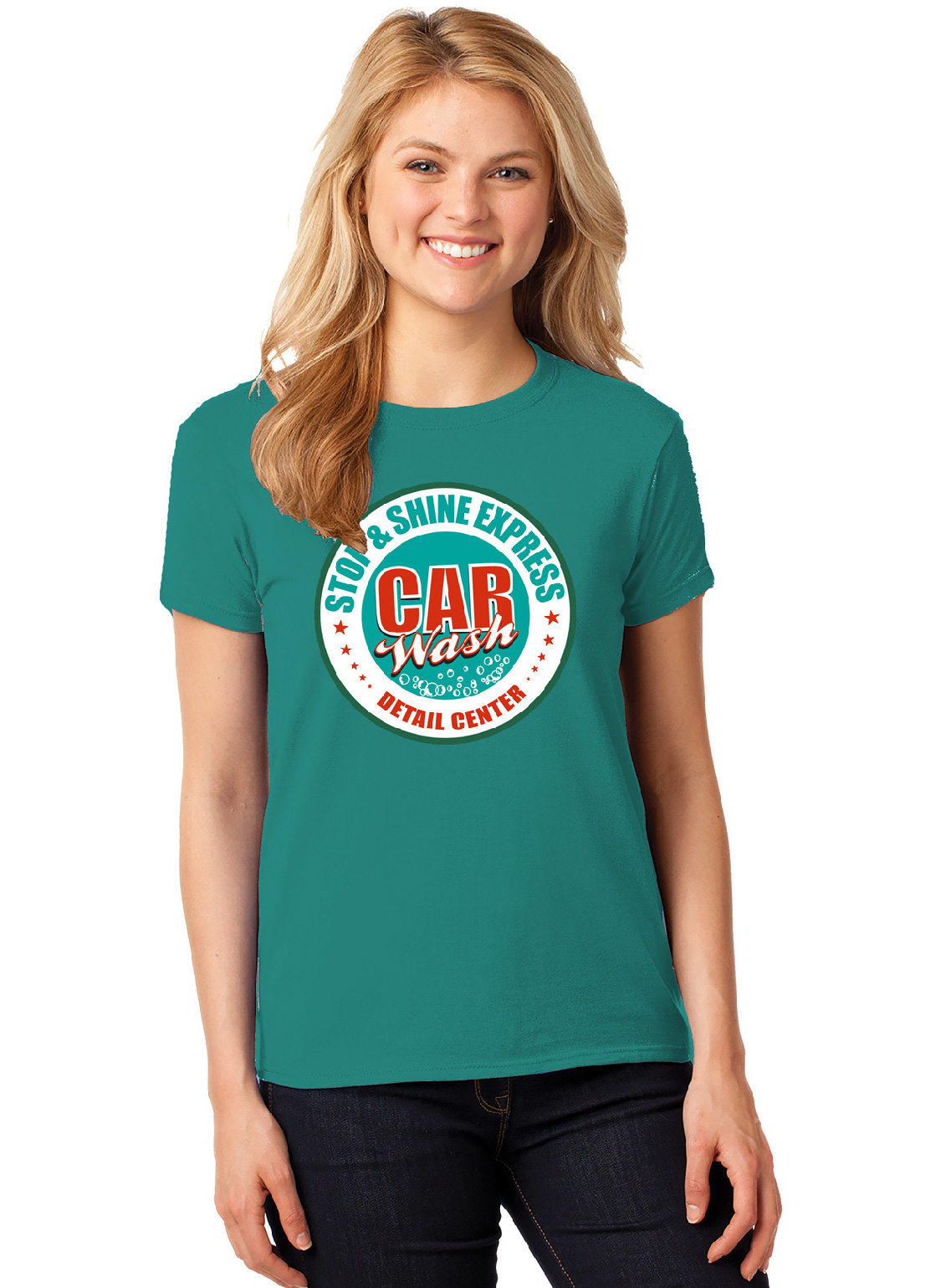 Custom Car Wash T-Shirts