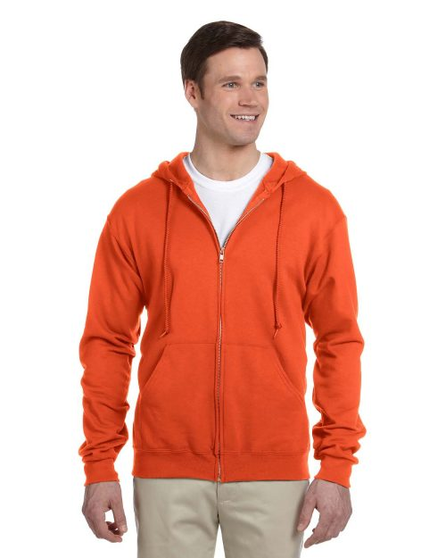 Jerzees 993 Full-Zip Sweatshirt