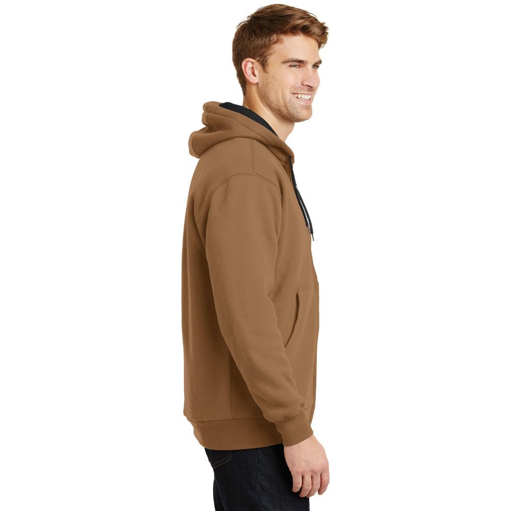 CS620 Cornerstone Men/'s Heavyweight Thermal Full-Zip Sweatshirt XS-6XL