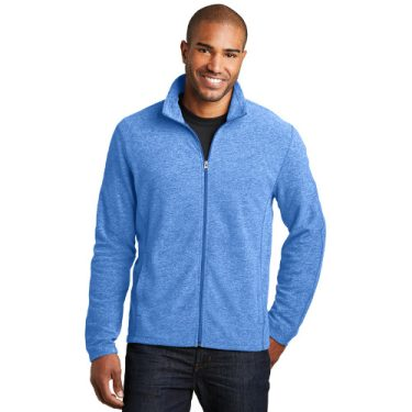 F235 Light Royal Heather Front