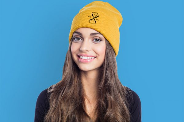 Custom Knit Caps