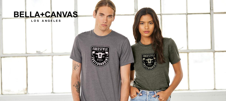 bella-canvas-tshirts