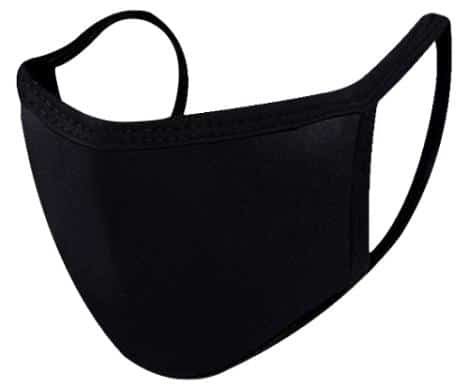 Combed Cotton 3 Layer Mask