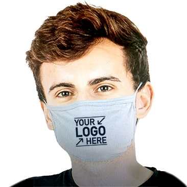 100% Cotton Knit Face Masks
